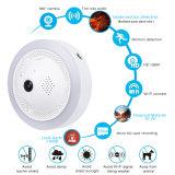2018 Nueva Red de Alarma de humos de incendios Seguridad CCTV Cámara IP WiFi