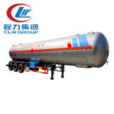 3 camion-citerne de l'essieu 30t LPG en vente chaude