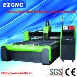 Máquina de estaca dupla do metal do CNC do aço de carbono da transmissão do parafuso da esfera de Ezletter (GL1530)