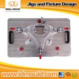 Peças da máquina do CNC para gabaritos/conjunto/dispositivos elétricos auto peças do plástico e de metal