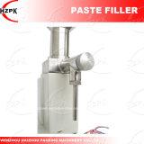 Agua neumática Máquina de Llenado/pegar/máquina de llenado de relleno de pasta de China