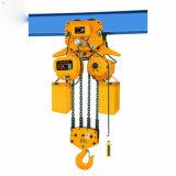 Alzamiento de cadena eléctrico al por mayor con 380V 50Hz potencia de 3 fases