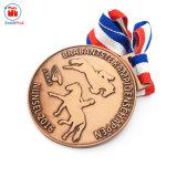 De Medaille van de Ruiter van de Paardrijderskunst van Equestrianism van de sport