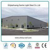 China almacén de la estructura de acero Industrial construcción prefabricados