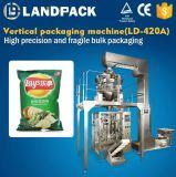 De rendabele Appel van de Aardappel breekt Verpakkende Machine af