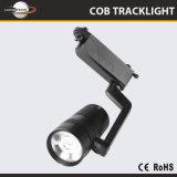 Ce*RoHS China Aluminiumgehäuse-Strahlungswinkel justierbare LED Tracklight