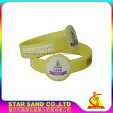 Bracelet en caoutchouc à bas prix en vrac personnalisés Personalisable Logo personnalisé Bracelet en silicone