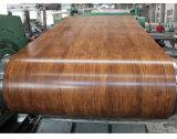 bobine en acier de configuration en bois des graines 3D