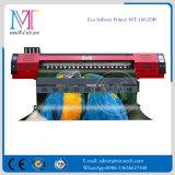 Mt 1,8 metros de mejor venta de impresora Impresora de inyección de tinta solvente ecológica con cabezal de impresión Ricoh Banner de vinilo Mt-1802la Dra.
