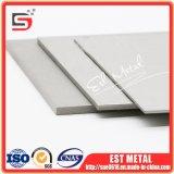 Prijs van de fabriek poetste de Vierkante MiniPlaten van het Titanium op