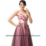 優雅な中国の贅沢な方法セクシーで美しいウェディングドレス