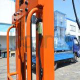 Mastros aéreos móveis do dobro da máquina desbastadora conservada em estoque para 2.7m