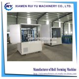 Automatische eingestellte glatte kurvende/verbiegende Maschine für stehendes Naht-Dach-Blatt