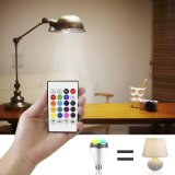 Lâmpada colorida da música do diodo emissor de luz do altofalante de Bluetooth da lâmpada do bulbo do RGB para a HOME, estágio