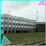 Ss 316 van het Lassen van het Argon van de Boog van Brunei de Tank van het Water