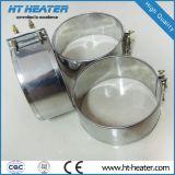 Kundengerechter industrieller elektrischer Glimmer-Band-Heizungs-Gebrauch für chemische Faser