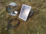 25 Watt-Solardach-Entlüfter-Ventilator mit justierbarem Sonnenkollektor