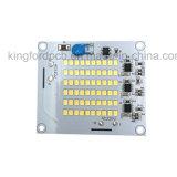 Socle en aluminium assemblée LED PCB / LED avec certificat RoHS PCBA