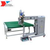 Aprovado pela CE a emenda da máquina de vedação de ar quente para tecido de PVC