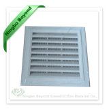Griglia di aria smontabile di deviazione del doppio di memoria di alta qualità per il sistema di HVAC