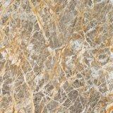 完全なボディによって磨かれる艶をかけられた床タイルの600X600大理石デザイン