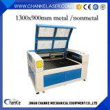 macchina del taglio del laser di 1300X900mm per il compensato dell'acciaio inossidabile 25mm di 2mm