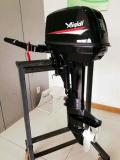 T9.8 colpo dei fuoribordi 2 del colpo del motore esterno 2 per il peschereccio del PVC