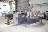 Автоматический поворотный пластмассовые тапочки для выдувания воздуха машины литьевого формования
