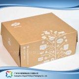 Kundenspezifischer heißer Verkauf gedruckter KlimaPACKPAPIER-Pizza-Kasten (xc-11-003)