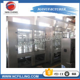 Máquina de enchimento automático de sumo de líquido da linha de produção