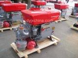 물에 의하여 냉각되는 디젤 엔진 중국 엔진 좋은 품질 힘 16 HP 엔진