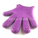 Hot Sale coeur gant en silicone résistant à la chaleur