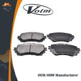 Rilievo di freno dei rilievi di freno dell'accessorio automatico dei rilievi di freno anteriore migliore Ghy93328z per Mazda