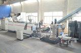 Macchina di granulazione lavata di pelletizzazione del PE schiacciata plastica dell'HDPE fase asciutta della pellicola due della doppia