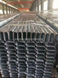 50# 55# 60# Kohlenstoff-Fluss-Stahl-Rohre/Gefäße