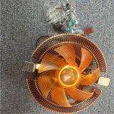 カスタマイズされたアルミニウムひれおよび銅のヒートパイプLED脱熱器