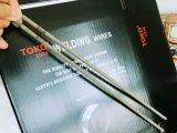 De Elektroden van het Lassen van het Lage Koolstofstaal van het Merk E6013 van Toko