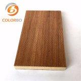 Haute Réputation Micro-Perforated Panneau acoustique En bois