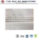 FIBC ventilada personalizadas de tecido PP 1000kg o defletor