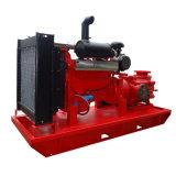 De Diesel van de hoge druk Meertrappige Pomp Met motor van de Brand