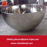 07-15 estremità emisferica della lager con lo specchio che lucida per la parte superiore della caldaia o il principale di serbatoio 3200mm*16mm