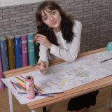 Libro de Colorear personalizados para niños y adultos