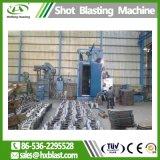 Q37シリーズISO9001掘削機の予備品のショットブラストのクリーニング機械