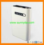 De 2600 mAh Real Banco de la energía solar para teléfono móvil