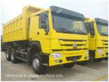 Caminhão Basculante Hoka Dumper caixa basculante 6*4 Veículo 371HP
