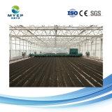 Pozo de agua Filtro de arena en la planta de tratamiento de aguas residuales