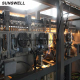 Sunswell Combiblock 음료 장비를 불 채우 캡핑하는 12, 000bph-36, 000bph 주스 & 차