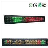 Tabellone per le affissioni della visualizzazione di Scrolling del messaggio della visualizzazione di LED di telecomando P7.62-780