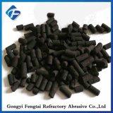 de 4mm Geactiveerde Koolstof van de Kolom van de Koolstof Gebaseerde Granlar Geactiveerde Steenkool (GAC)