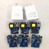 QC2.0는 비용을 부과 USB 충전기 전력 공급 접합기 모든 이동 전화를 위한 단식한다